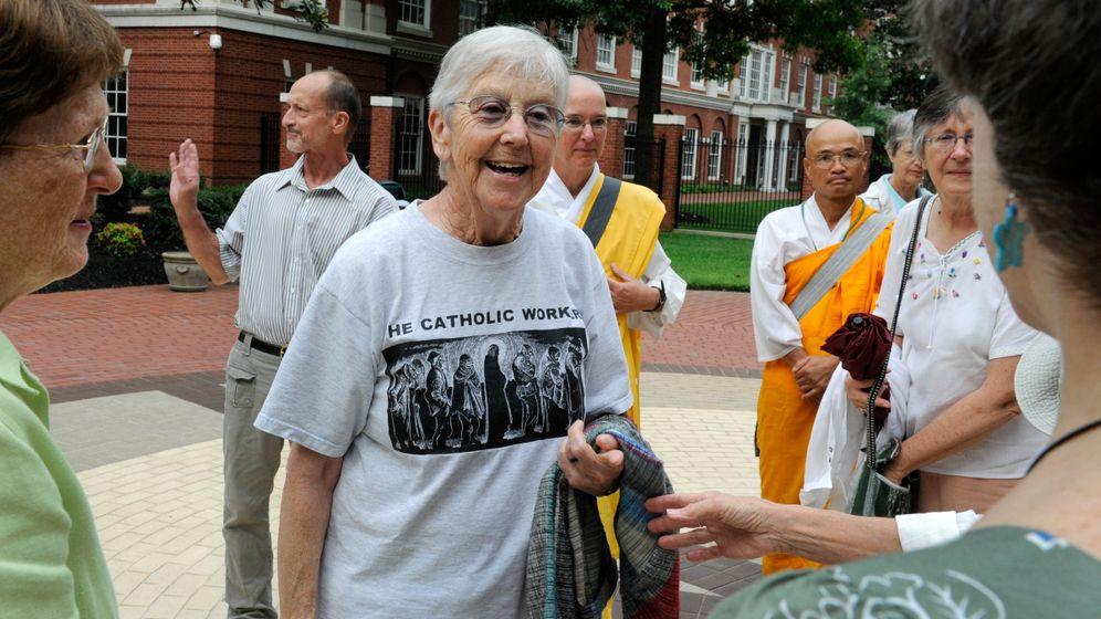 Aktivistin Megan Rice: Die Nuklear-Nonne