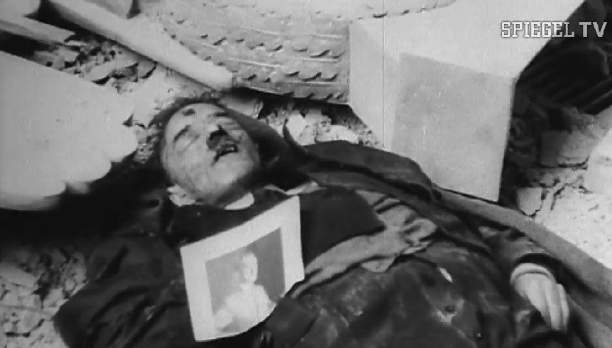Hitler Selbstmord