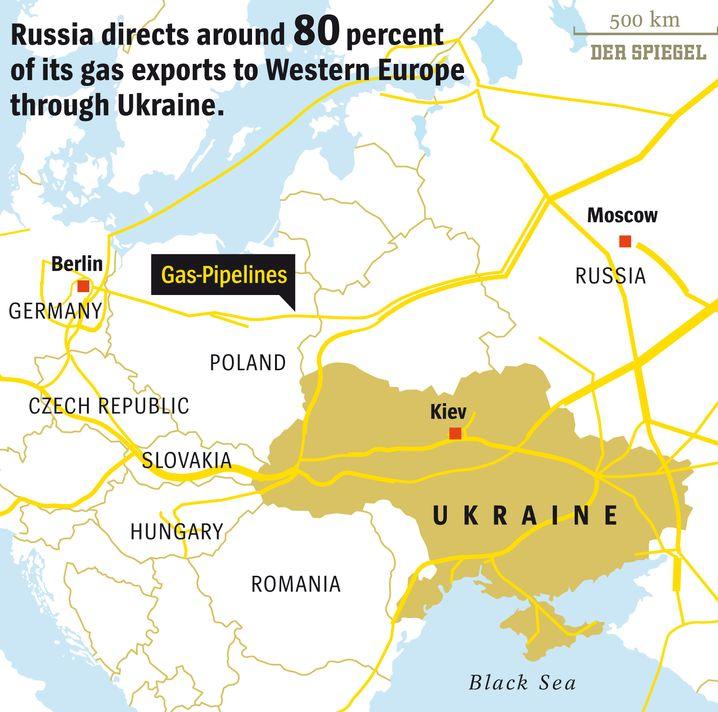 Graphic: Rethinking Ukraine Gas Deliveries