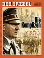 SPIEGEL's current cover.