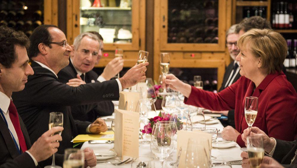 Auktion im Elysée: Die Grand Crus der Präsidenten