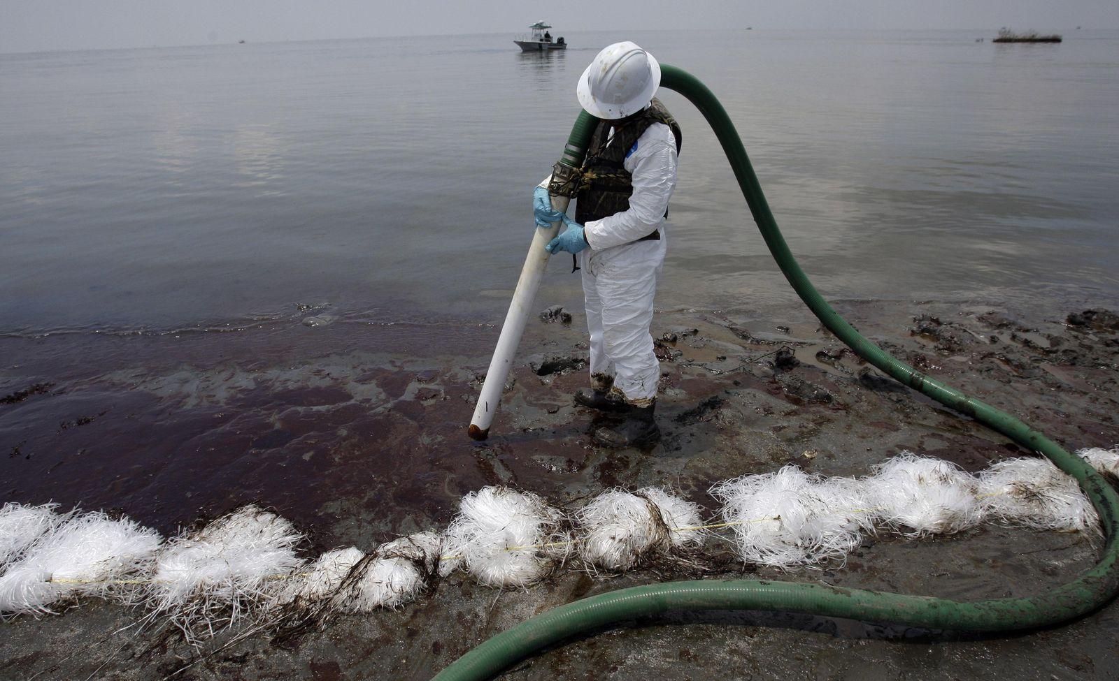 Ölpest/ Golf von Mexiko