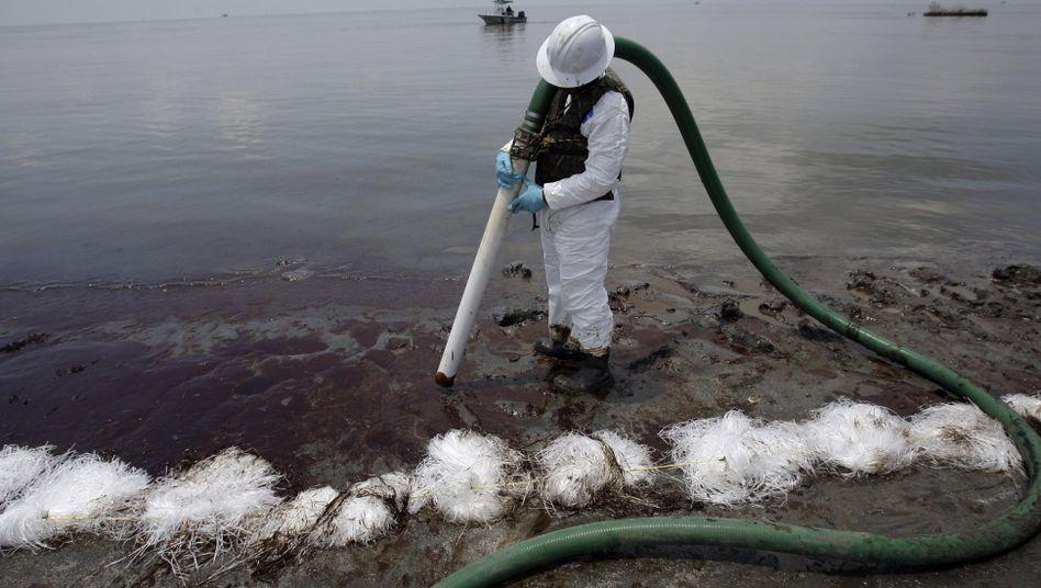 Kampf gegen Ölpest im Golf von Mexiko: Kosten könnten auf 33 Milliarden Dollar steigen