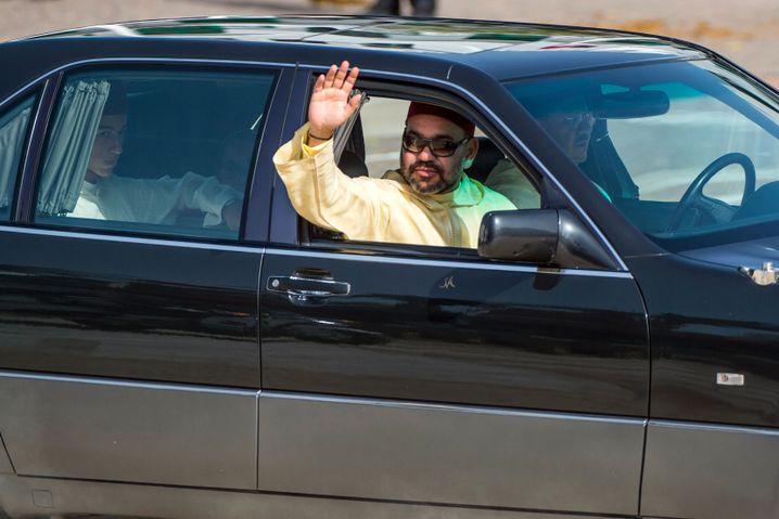 Marokkos König Mohammed (2018): Klare Worte an das Volk