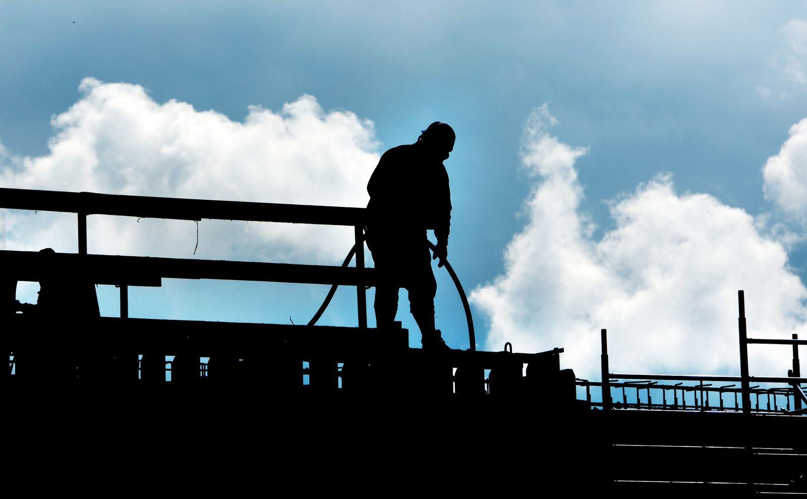 Bauarbeiter / Leiharbeiter
