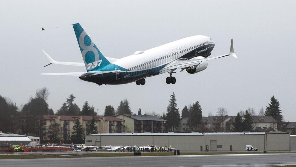 """Boeing 737 MAX 8: """"Wenn ich an Bord dieser Maschinen gewesen wäre, hätte ich einen Fallschirm haben wollen."""""""
