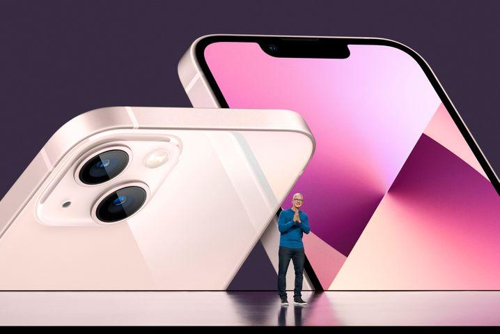Tim Cook und das neue iPhone