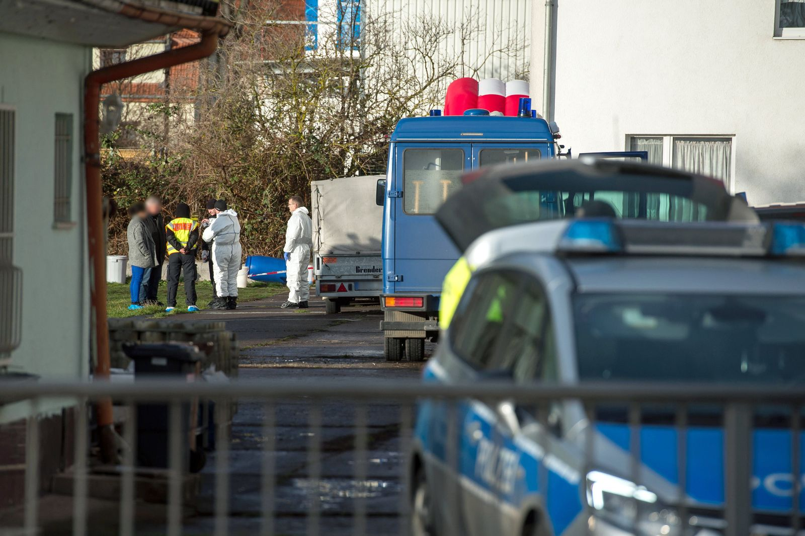 Totes Ehepaar in Nordhausen