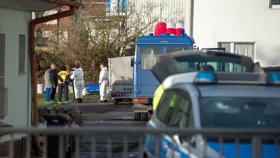 Tatort in Nordhausen
