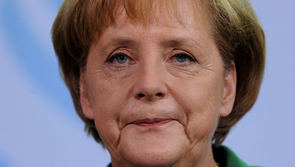 """Kanzlerin Merkel: Forsa-Chef attestiert ihr """"schwache Führungsleistung"""""""