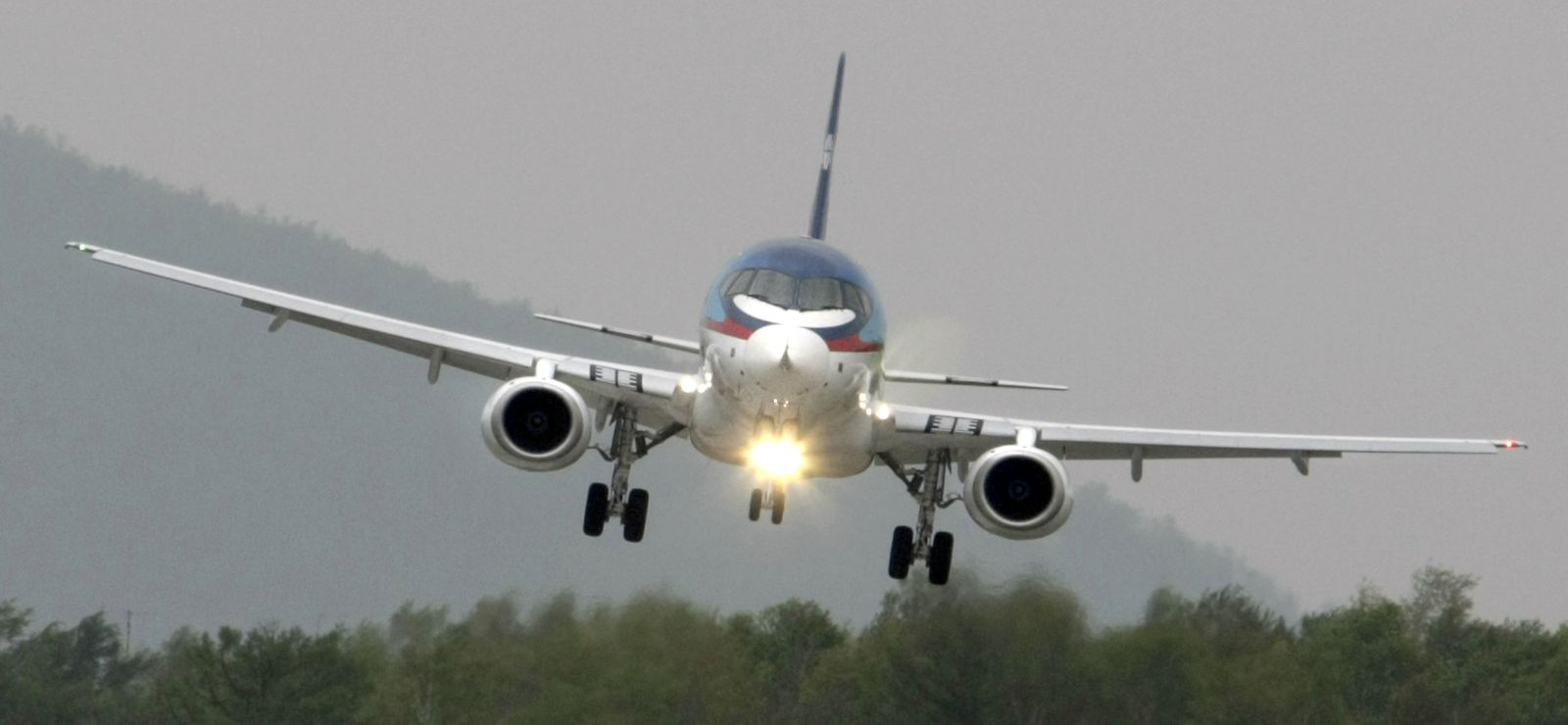 SSJ-100 Superjet