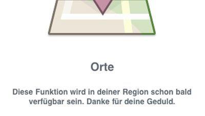 Facebook Places: Bald auch in Deutschland?