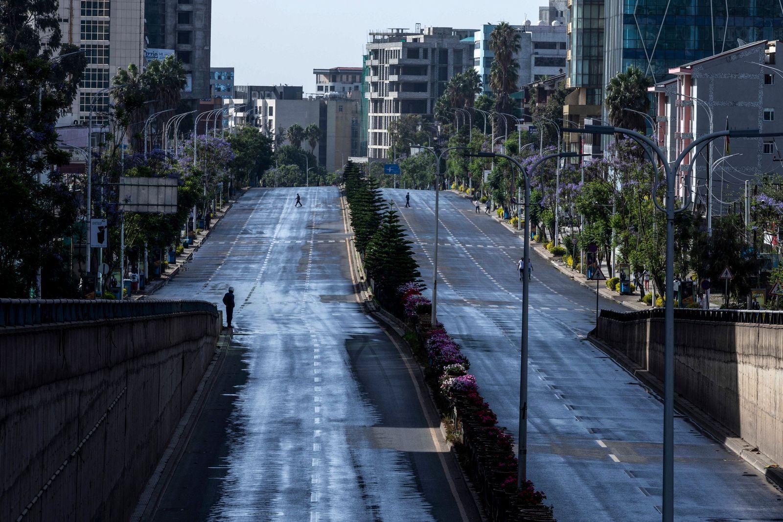 Virus Outbreak Ethiopia