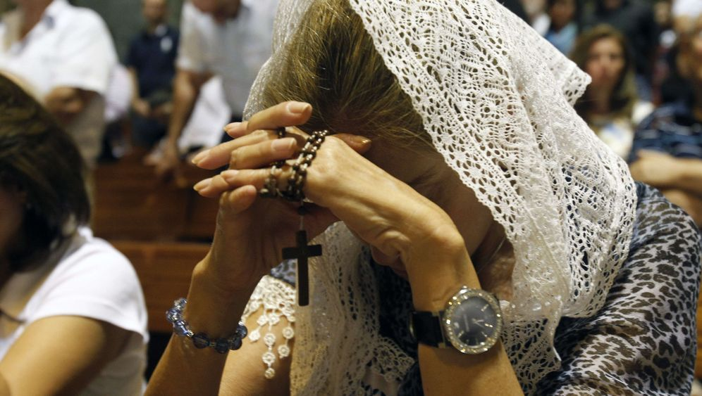 Photo Gallery: Syria's Christians Caught in the Crossfire
