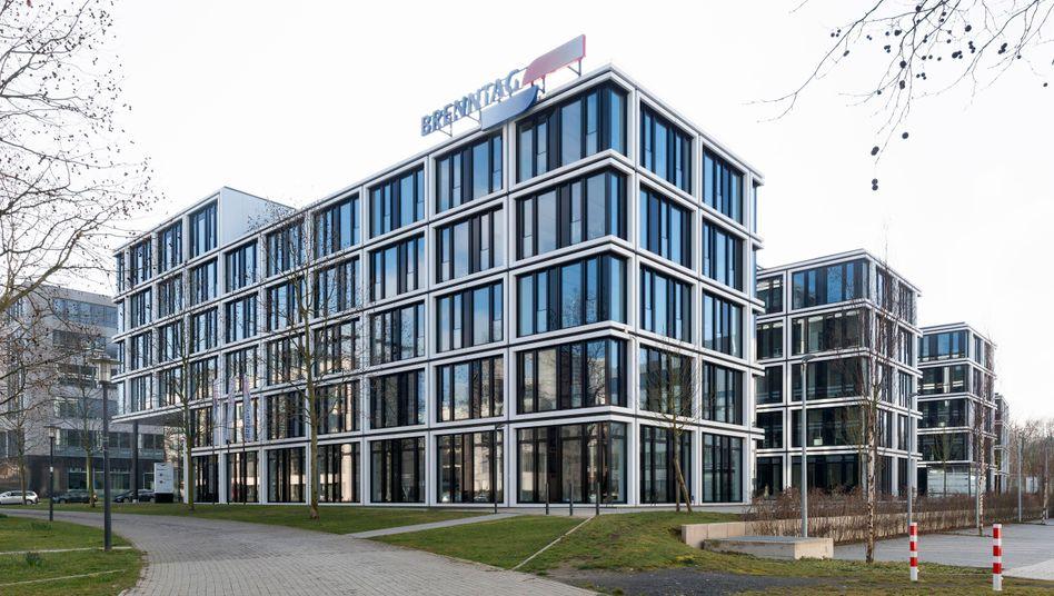 Firmensitz von Brenntag in Essen: Betroffen ist die Nordamerika-Tochter