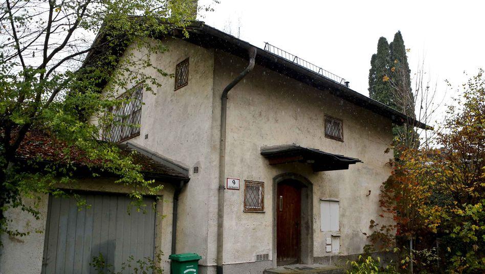 Gurlitt-Haus in Salzburg: Allein hier lagerten 238 Kunstgegenstände