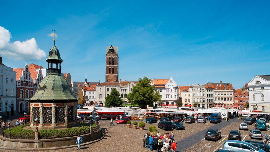 Stadt Wismar: Hübsch ja, aber kein guter Ort für die Bildung, zeigt eine neue Studie