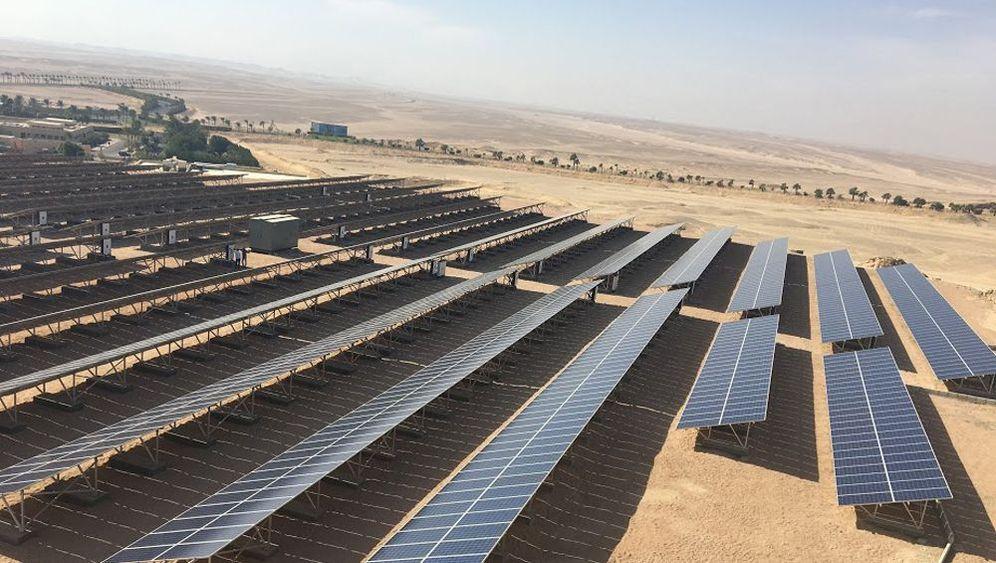 Ägypten: Am Sonnengürtel der Erde