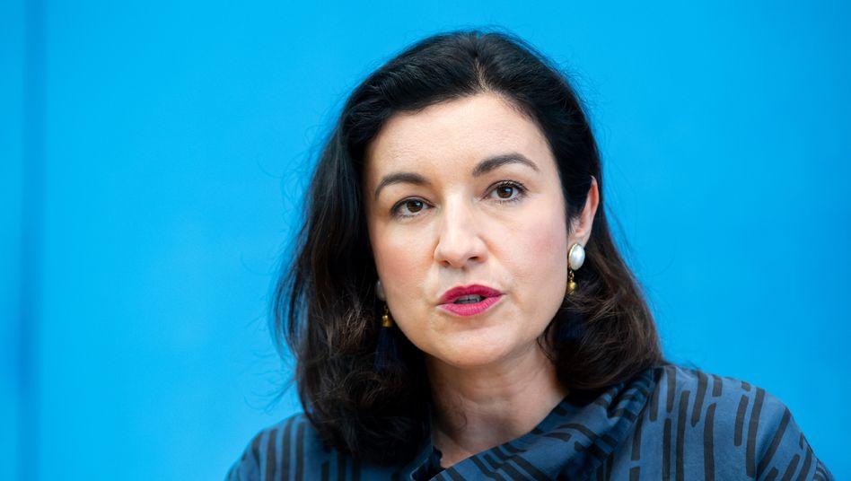 Staatsministerin Dorothee Bär: »Politisch wünsche ich mir, dass es der Robert Habeck wird«