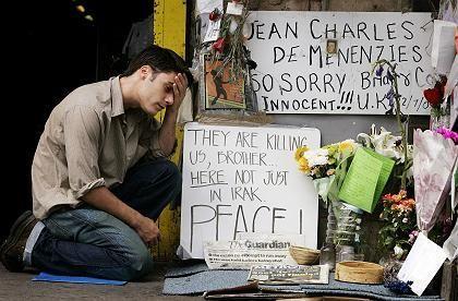 Trauer um Jean Charles de Menezes: Brasilien fordert Aufklärung