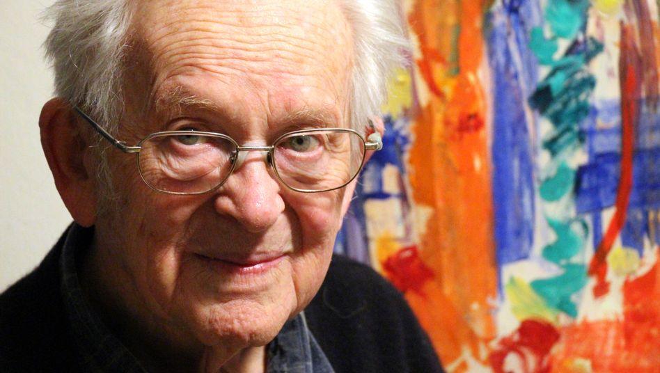 """Auschwitz-Überlebender Bacon: """"Menschen gesehen, die zu Heiligen wurden"""""""