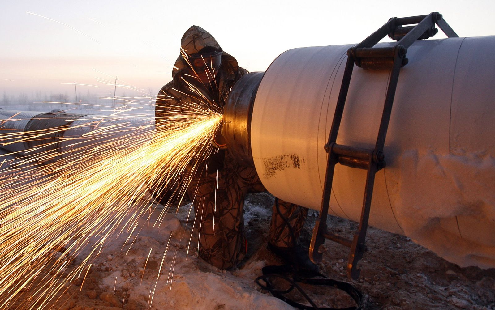 Gazprom Ostseepipeline Nord Stream