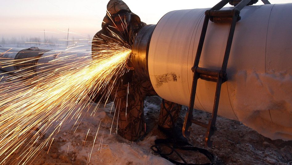 Pipeline in den Urengoi-Gasfeldern: BASF erhält Zugriff auf weitere Teile der Vorkommen