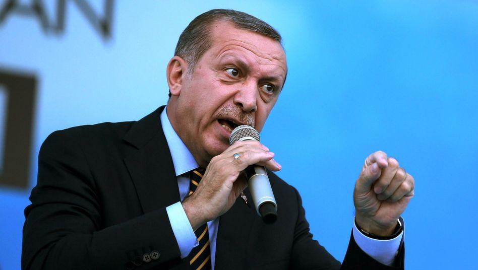 Präsident Erdogan (Archiv): Heikles Thema Armenien