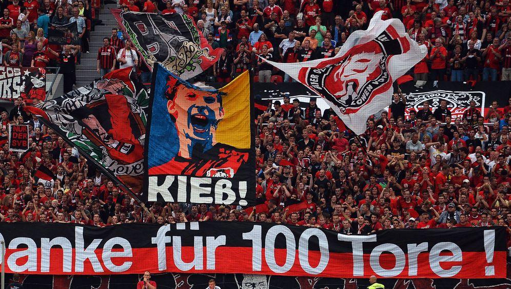 Bayer-Sieg gegen Gladbach: Torfestival in Leverkusen