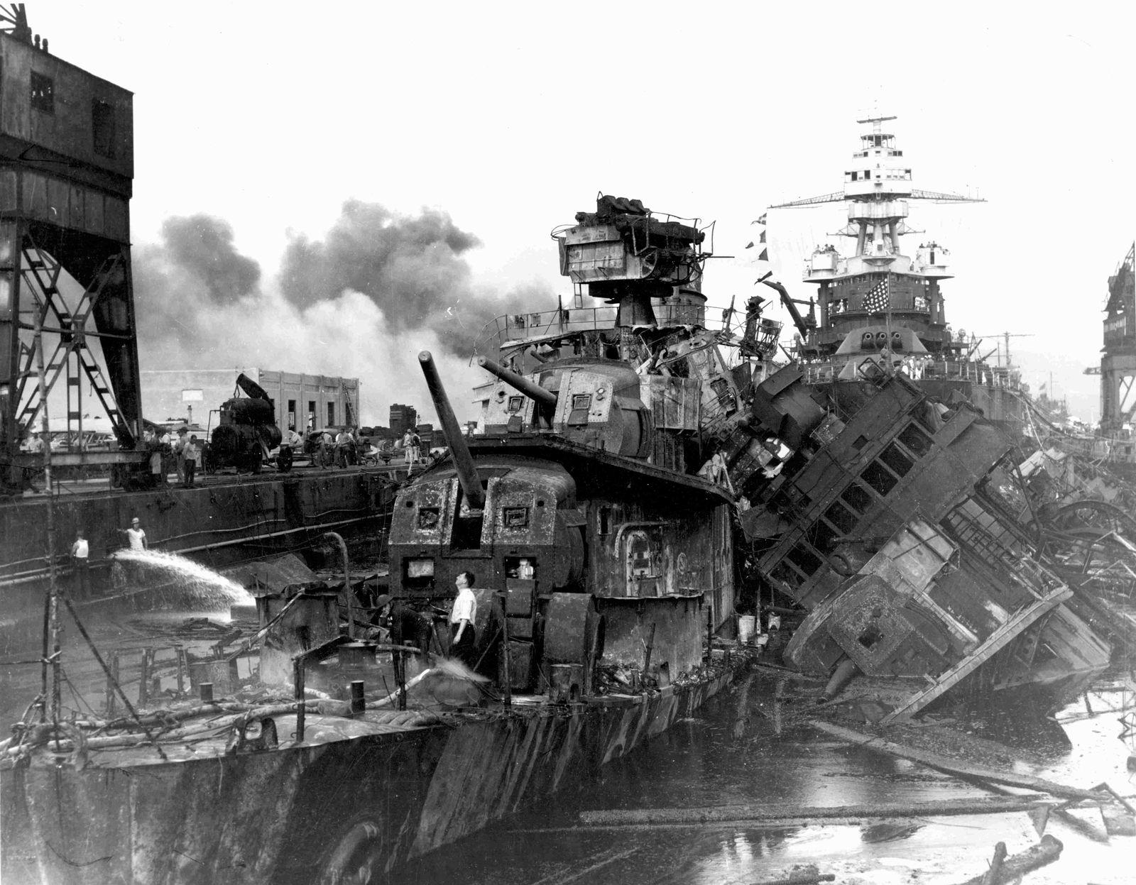 Pearl Harbor/ SPTV/ Allg.