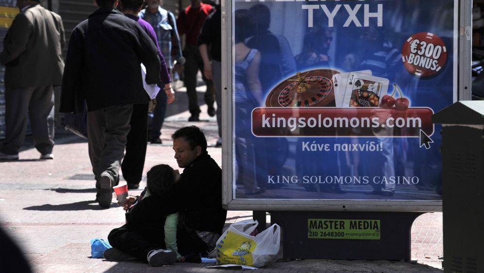 Von Casino bis Lotto: So zocken die Griechen