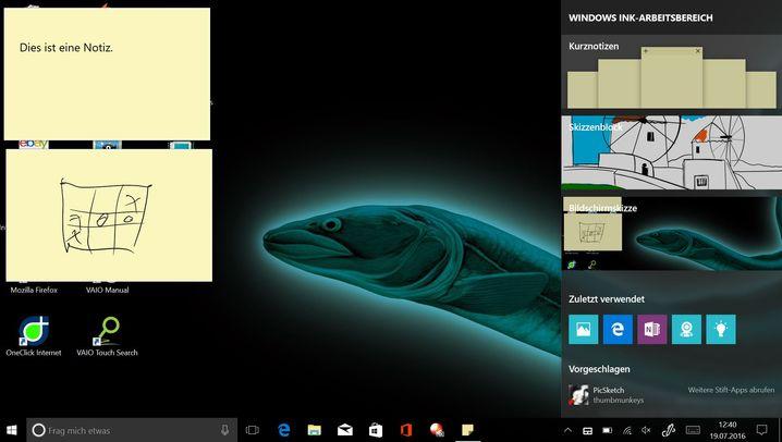 """Windows 10: Das ist neu im """"Anniversary Update"""""""
