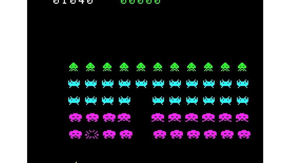 """Space Invaders"": Angriff der Aliens"