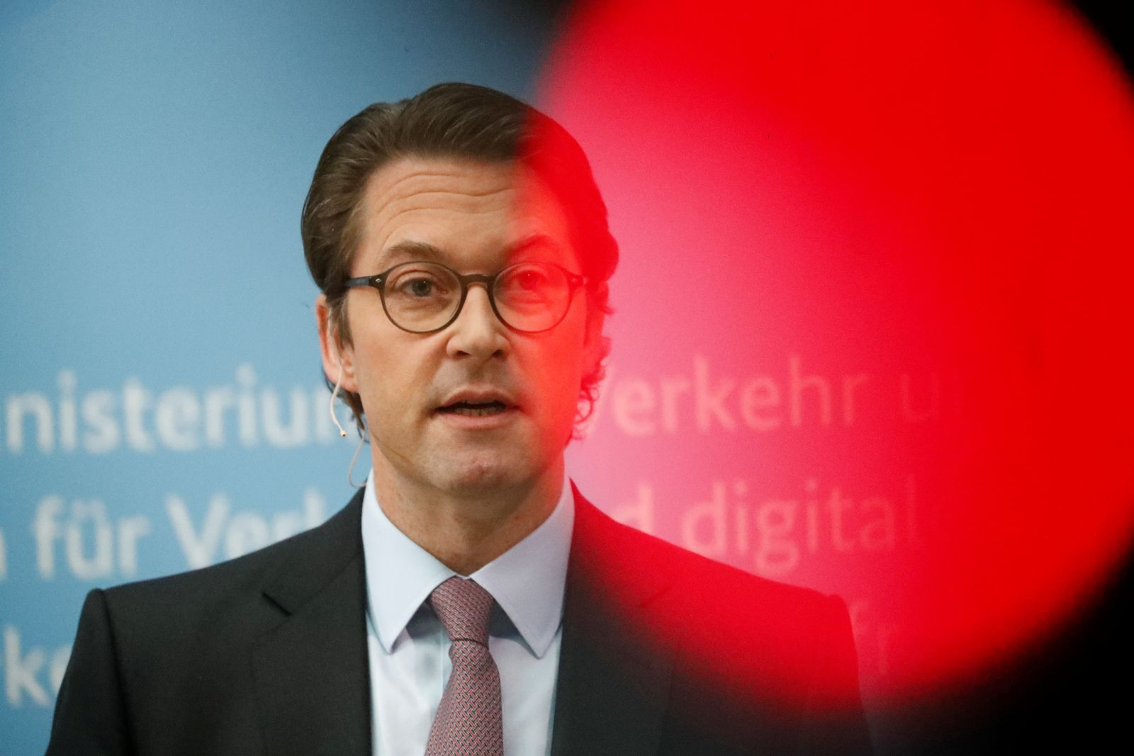 GERMANY-POLITICS/SCHEUER