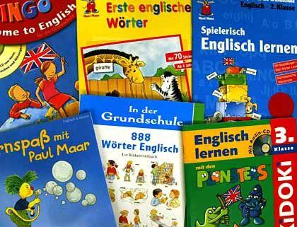 Englischbücher (für Grundschüler): Muss der Lehrer nicht aus eigener Tasche zahlen