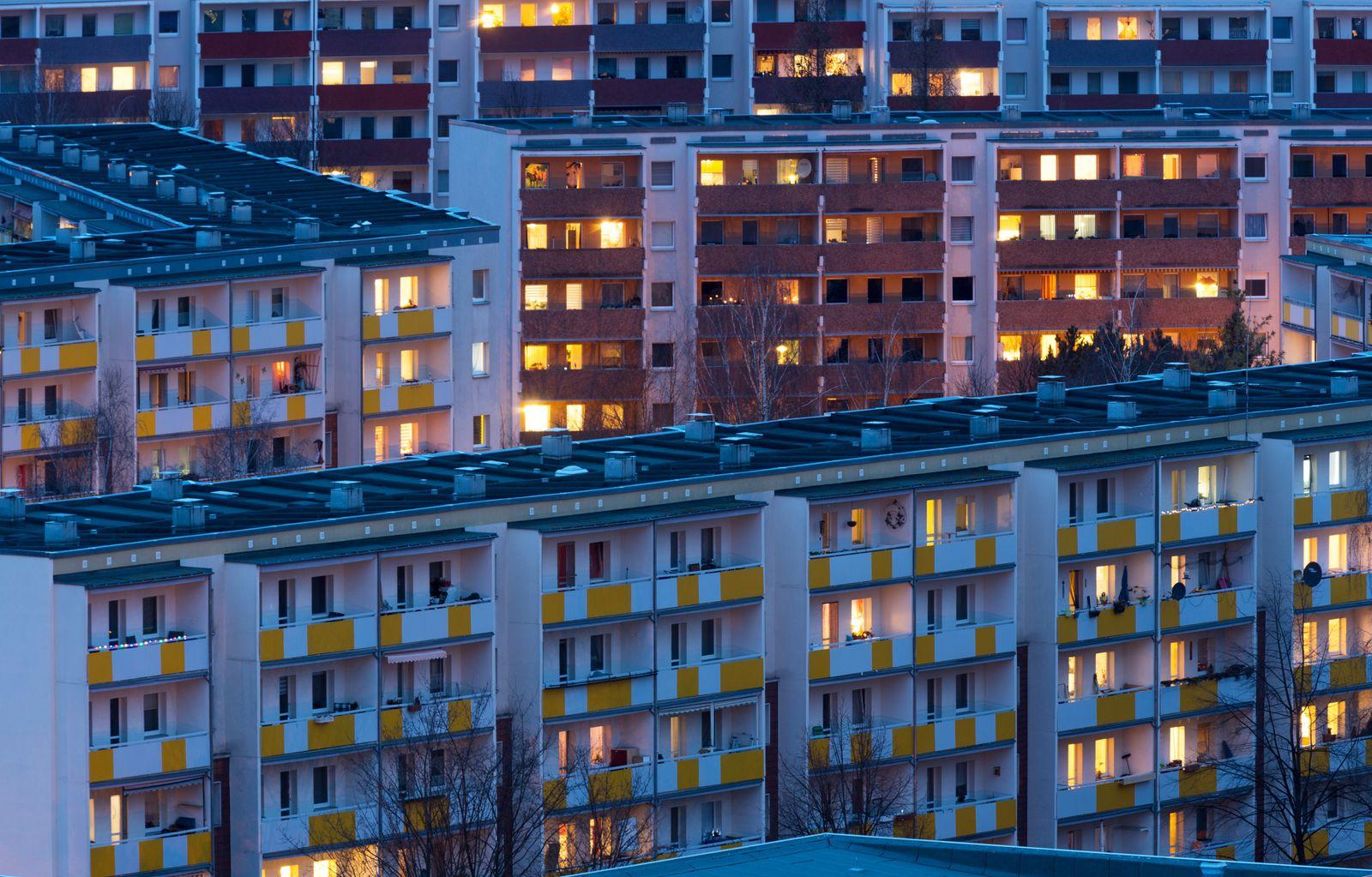 48 000 Haushalte in Sachsen beziehen Wohngeld