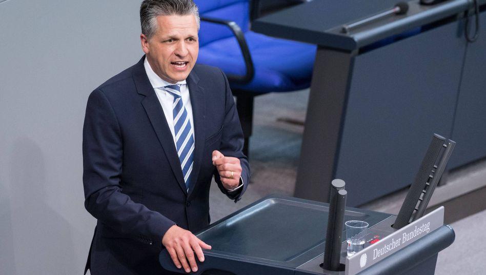 """CDU-Fraktionsvize Thorsten Frei: Aktualisierung des Grundgesetzes """"nicht notwendig"""""""