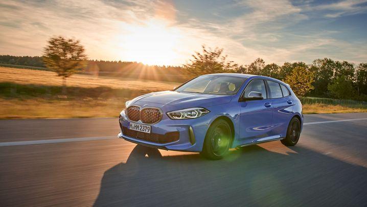 Autogramm BMW Einser: Artig, nicht anders