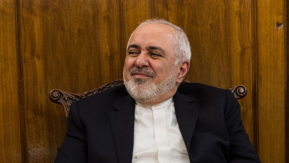 "Iranian Foreign Minister Mohammad Zarif: ""The Europeans will be responsible for all the consequences."""