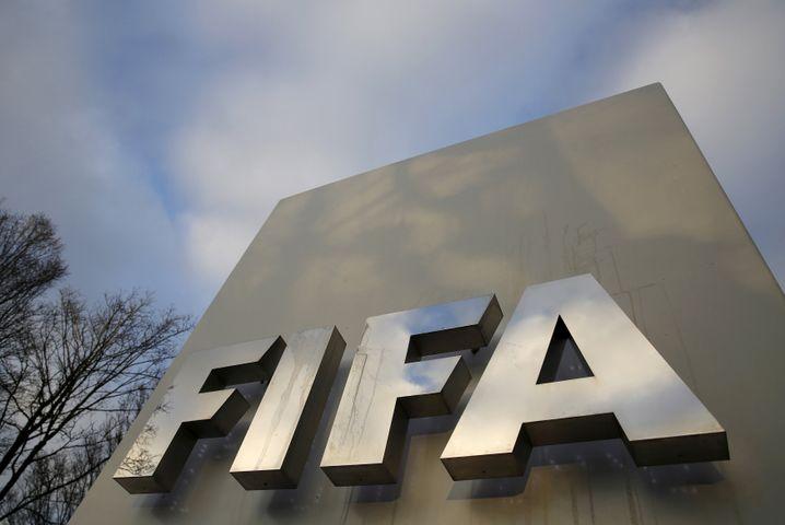 Fifa-Zentrale in Zürich