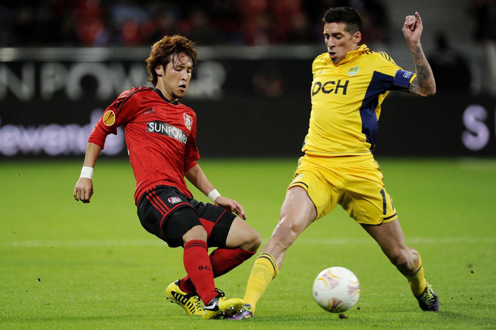 Bayer Leverkusen - Metalist Charkow