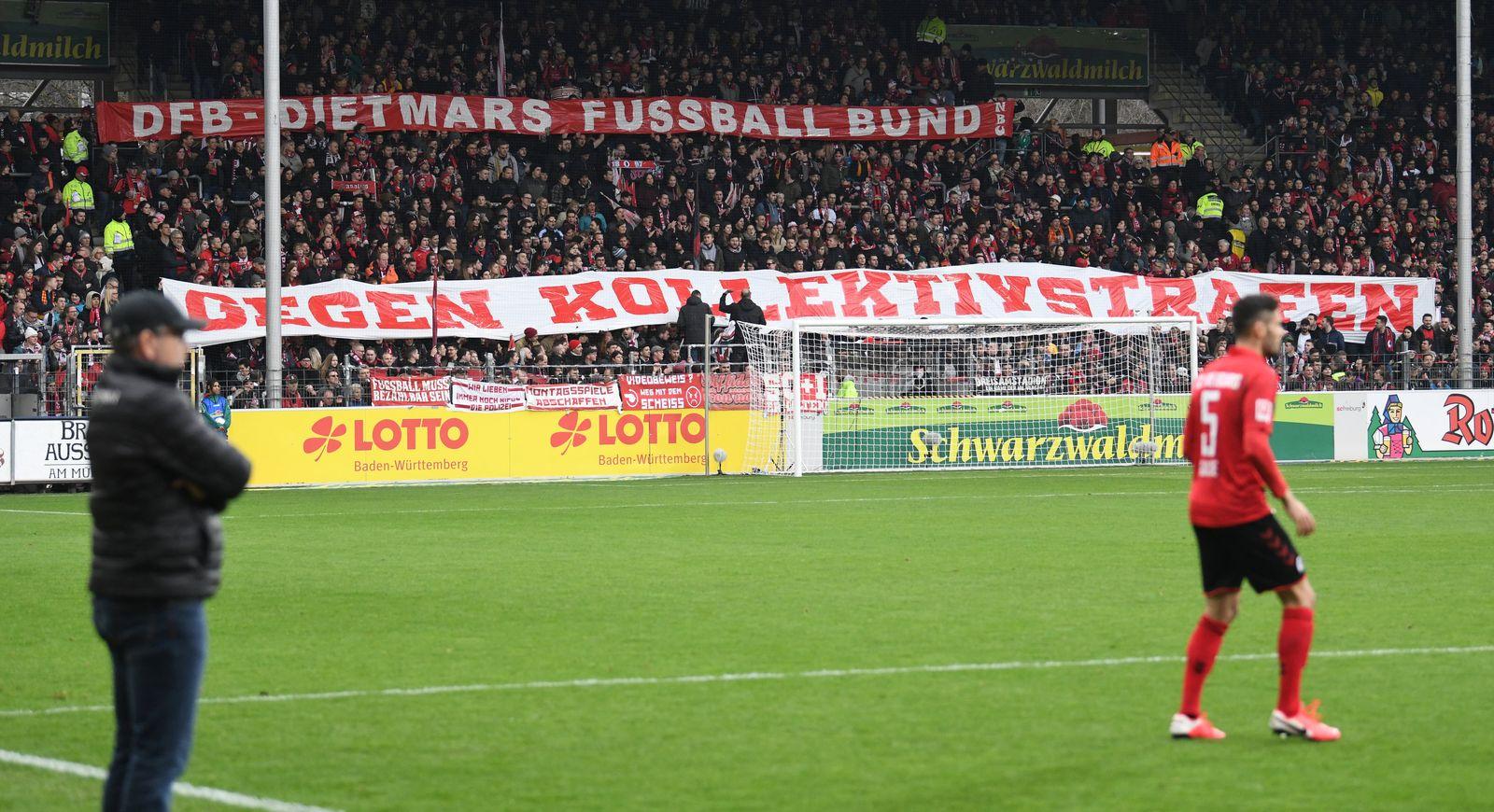 SC Freiburg - 1. FC Union Berlin