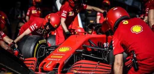Formel-1-Rechte exklusiv bei Sky: Nur noch vier Rennen im Free-TV