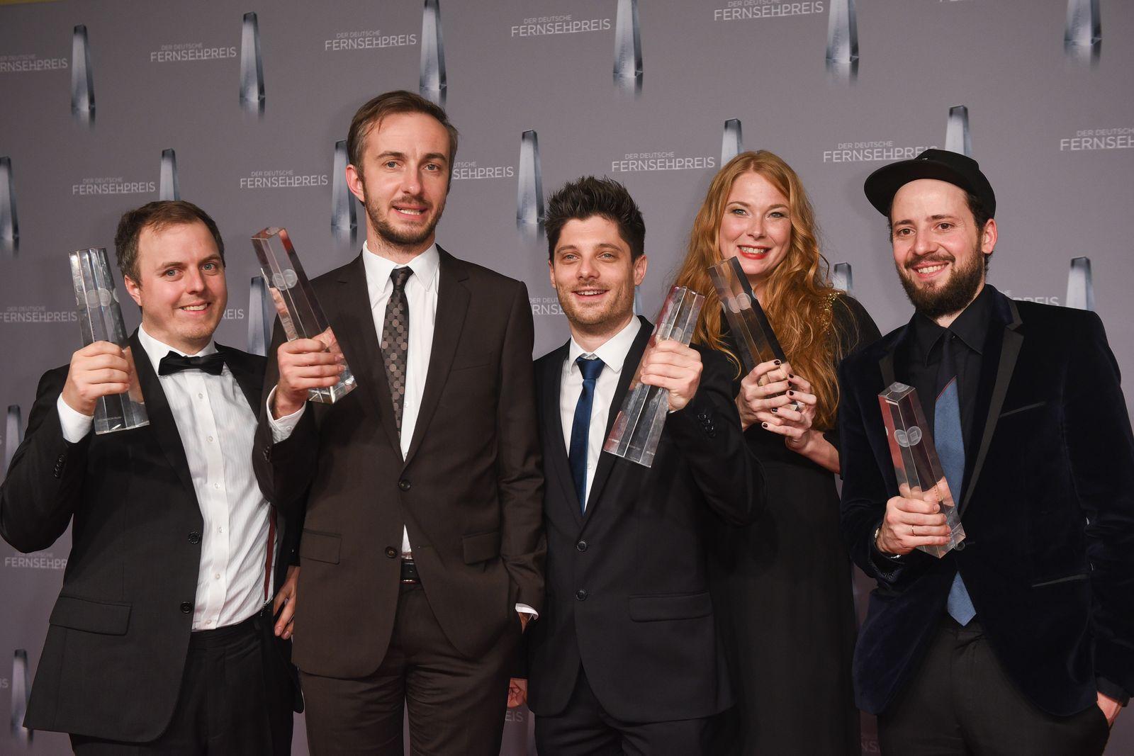 Deutscher Fernsehpreis 2016