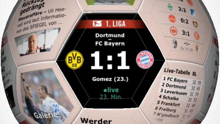 Die SPIEGEL-ONLINE-Fußball-App: Die neuen Features für die zweite Liga