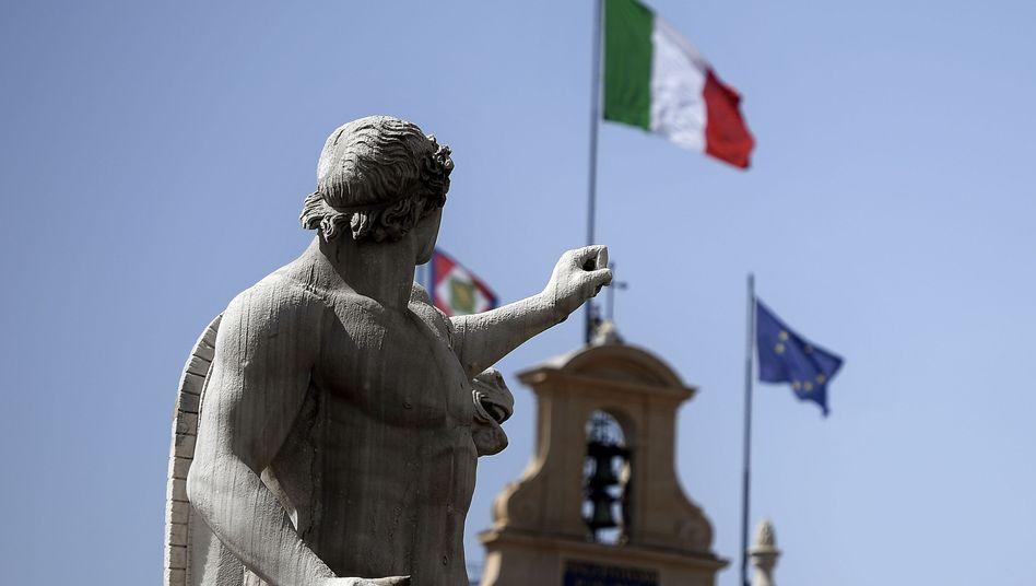 Residenz des italienischen Präsidenten in Rom