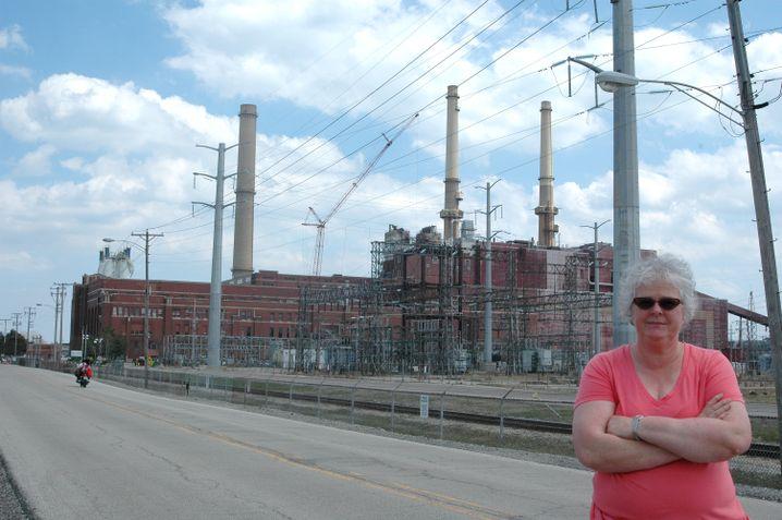 Verena Owen gegen die US-Kohleindustrie: Die Berlinerin hat ganze Landstriche von der West- bis zur Ostküste gegen die Kohlekraftwerke aufgestachelt.
