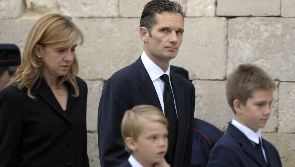 Iñaki Urdangarin und Prinzessin Cristina: Herzöge von Palma mit Problemen