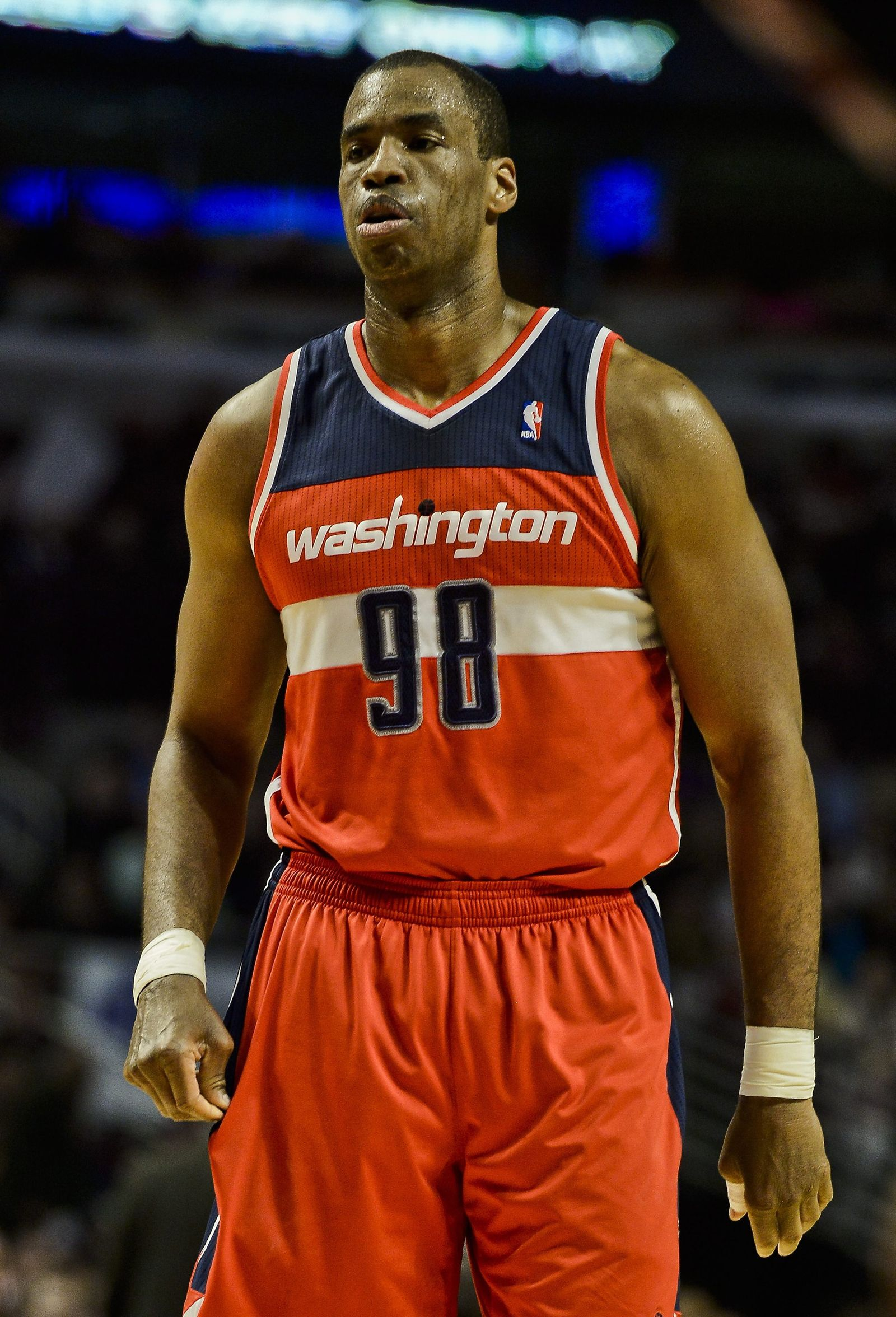 Washington Wizards center Jason Collins first openly gay active p