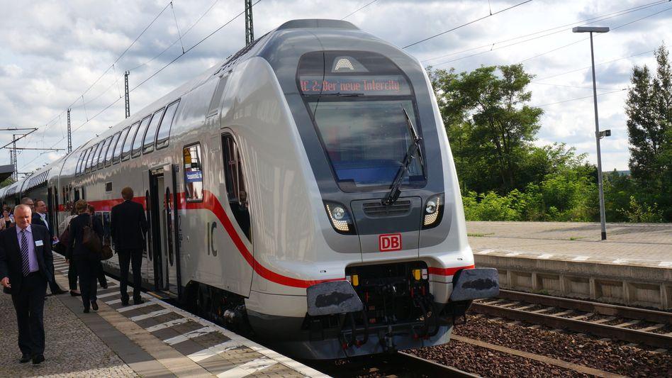 """Intercity 2: """"Nichts für Reisende mit Reiseübelkeit"""""""